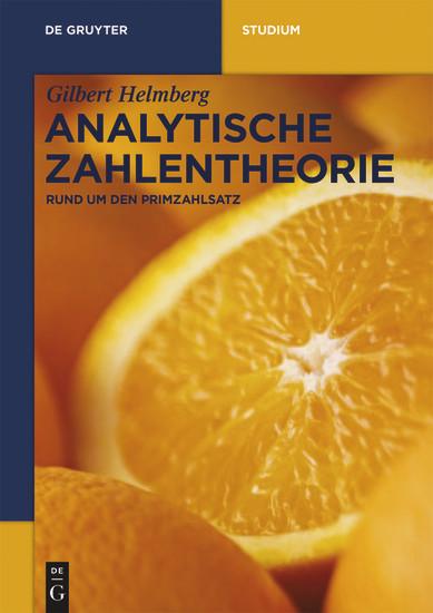 Analytische Zahlentheorie - Blick ins Buch