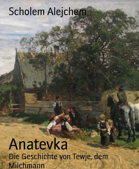 Anatevka - Blick ins Buch