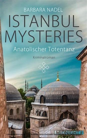 Anatolischer Totentanz - Blick ins Buch