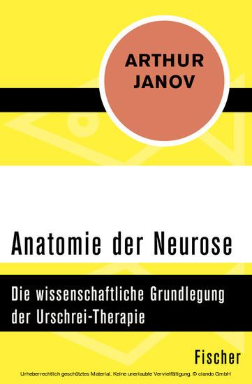 Anatomie der Neurose - Blick ins Buch