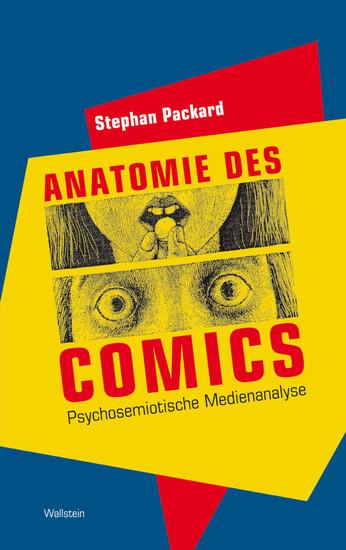 Anatomie des Comics - Blick ins Buch