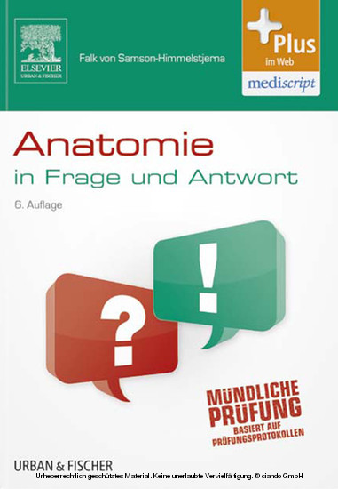 Anatomie in Frage und Antwort - Blick ins Buch