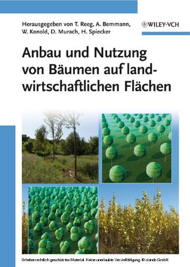 Anbau und Nutzung von Bäumen auf landwirtschaftlichen Flächen - Blick ins Buch