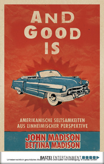 And Good Is - Blick ins Buch