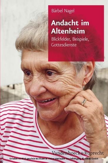Andacht im Altenheim - Blick ins Buch