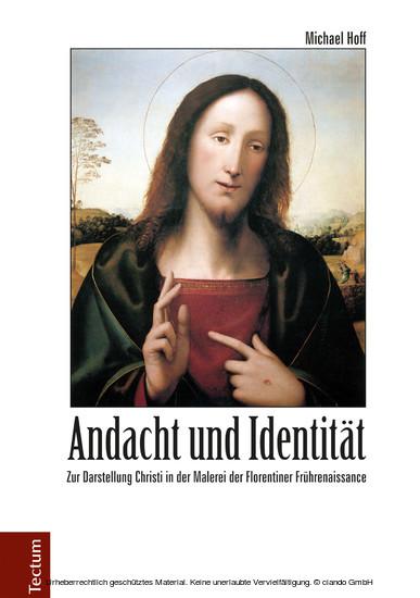 Andacht und Identität - Blick ins Buch