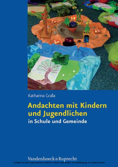 Andachten mit Kindern und Jugendlichen - Blick ins Buch