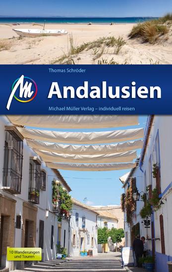Andalusien Reiseführer Michael Müller Verlag - Blick ins Buch