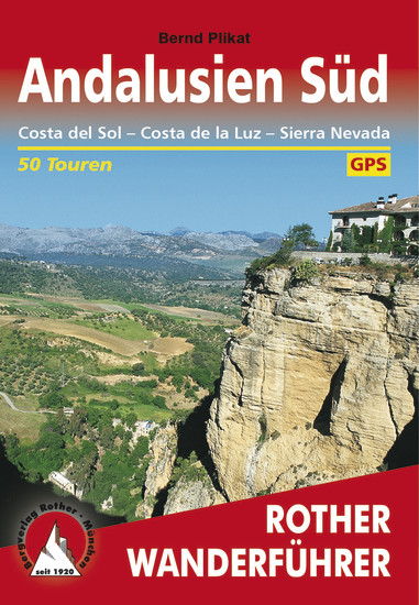 Andalusien Süd - Blick ins Buch
