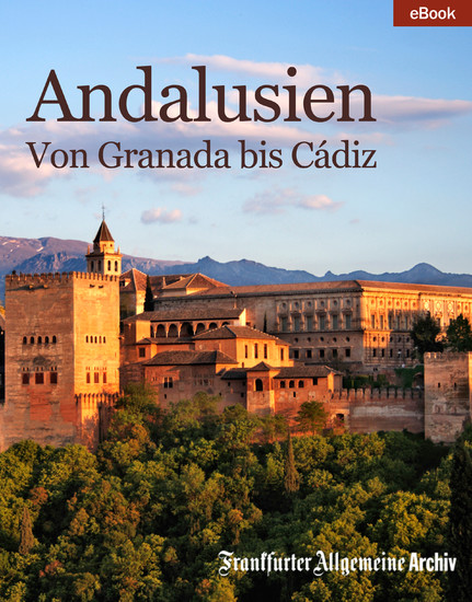 Andalusien - Blick ins Buch