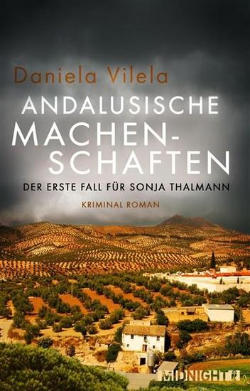 Andalusische Machenschaften - Blick ins Buch
