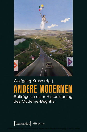 Andere Modernen - Blick ins Buch