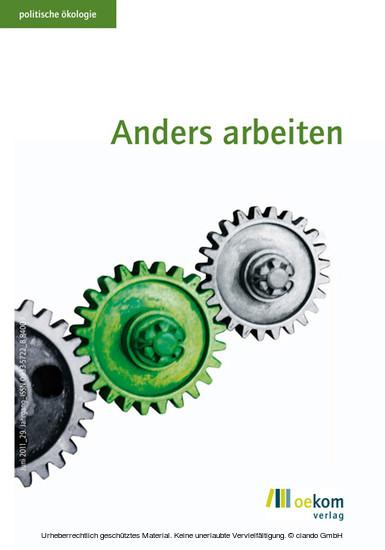 Anders Arbeiten - Blick ins Buch