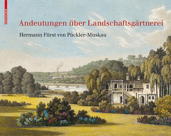 Andeutungen über Landschaftsgärtnerei - Blick ins Buch