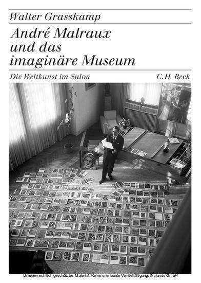 André Malraux und das imaginäre Museum - Blick ins Buch