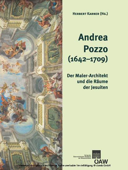 Andrea Pozzo (1642-1709) - Blick ins Buch