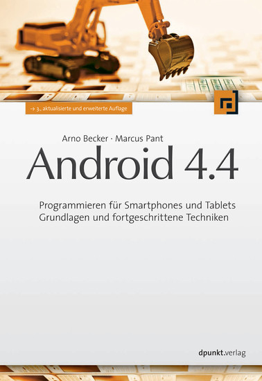 Android 4.4 - Blick ins Buch