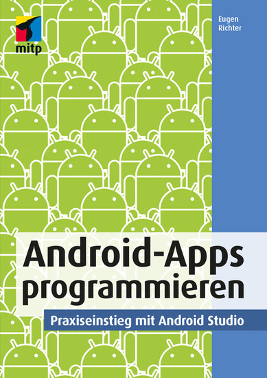 Android-Apps programmieren - Blick ins Buch