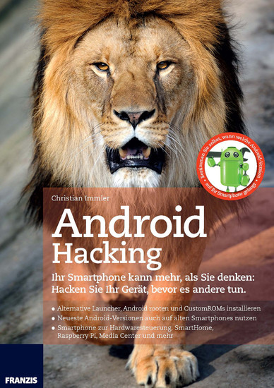 Android Hacking - Blick ins Buch