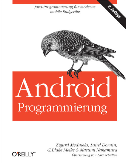 Android Programmierung - Blick ins Buch