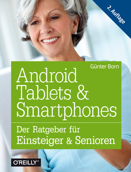 Android Tablets und Smartphones - Blick ins Buch