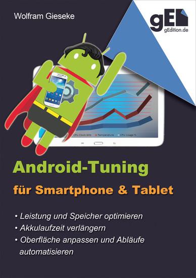 Android-Tuning für Smartphone und Tablet - Blick ins Buch