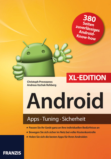 Android XL-Edition - Blick ins Buch