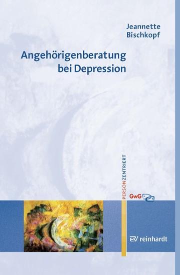 Angehörigenberatung bei Depression - Blick ins Buch