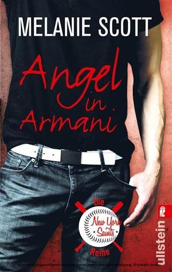 Angel in Armani - Blick ins Buch