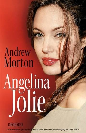 Angelina Jolie - Blick ins Buch