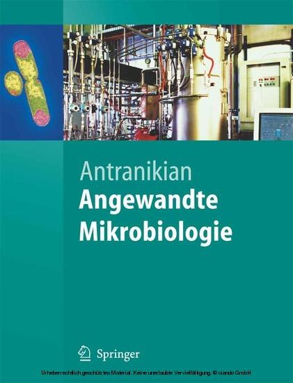 Angewandte Mikrobiologie - Blick ins Buch