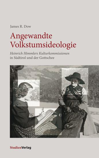 Angewandte Volkstumsideologie - Blick ins Buch
