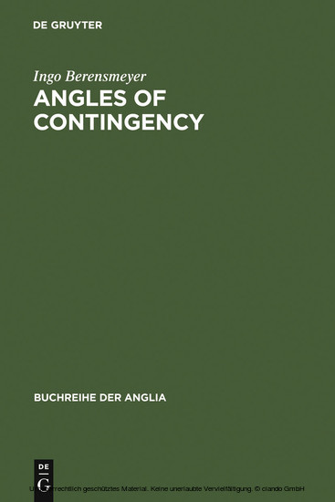 Angles of Contingency - Blick ins Buch
