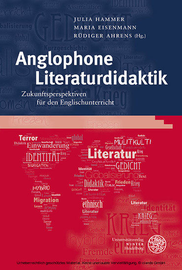 Anglophone Literaturdidaktik - Blick ins Buch