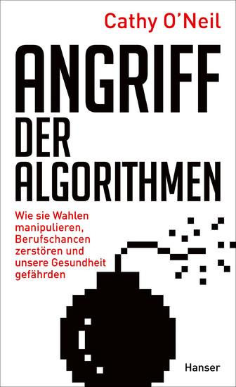 Angriff der Algorithmen - Blick ins Buch