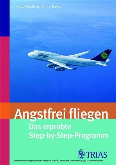 Angsfrei fliegen - Blick ins Buch