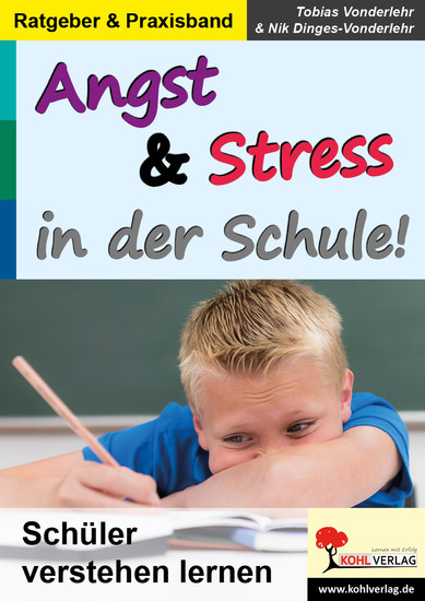 Angst & Stress in der Schule - Blick ins Buch