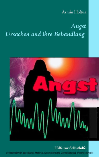 Angst - Blick ins Buch