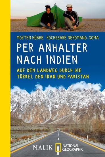Per Anhalter nach Indien - Blick ins Buch