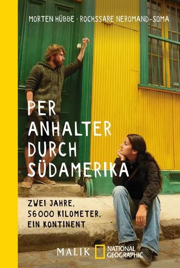 Per Anhalter durch Südamerika - Blick ins Buch