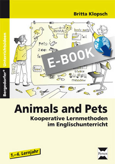 Animals and Pets - Blick ins Buch