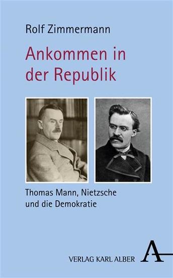 Ankommen in der Republik - Blick ins Buch