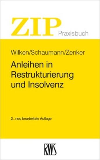 Anleihen in Restrukturierung und Insolvenz - Blick ins Buch