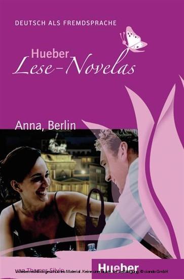 Anna, Berlin - Blick ins Buch