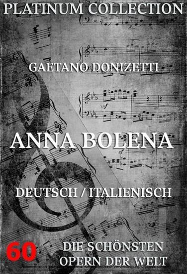 Anna Bolena - Blick ins Buch