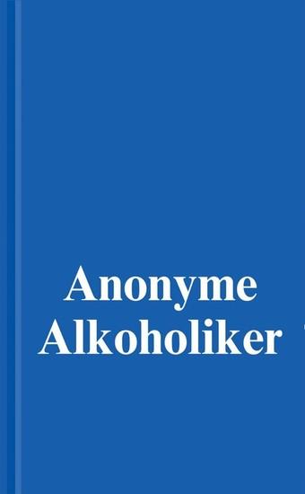 Anonyme Alkoholiker (Das Blaue Buch) - Blick ins Buch