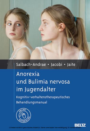 Anorexia und Bulimia nervosa im Jugendalter - Blick ins Buch