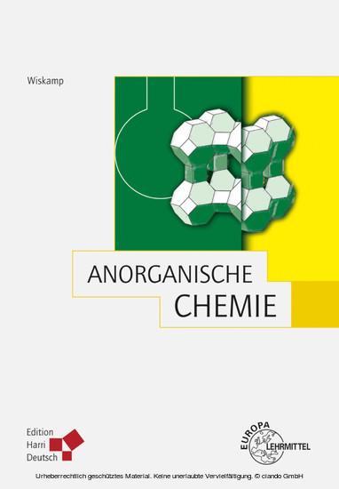 Anorganische Chemie (Wiskamp) - Blick ins Buch