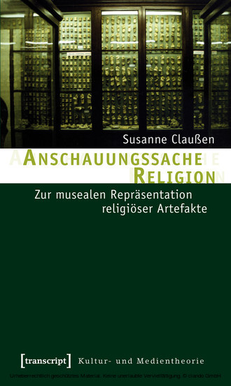 Anschauungssache Religion - Blick ins Buch