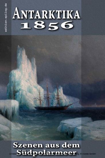 Antarktika 1856 - Blick ins Buch